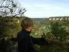 Skats uz Donavas ieleju un Baironu